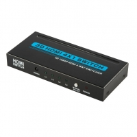 Buy cheap 1080P HDMI 4x1 Switcher from wholesalers
