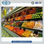Buy cheap Vegetable&fruit refrigerator showcase , supermarket type from wholesalers
