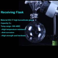 Mini Rotary Evaporator Vacuum Distillation Equipment Alcohol