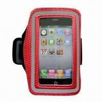 China Armband for iPhone 4/4S, iPod, Sized 43.5 x 13cm, on sale