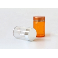 Buy cheap Dia 51mm 100ml Wide Mouth PET Plastic Capsule Bottle from wholesalers