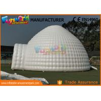 Buy cheap Party Inflatable Yurt Tent Inflatable Lawn Dome Tent Large Inflatable Igloo Tent from wholesalers