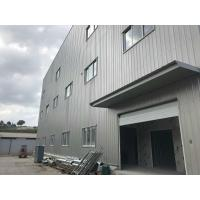 Buy cheap Prefabricated Steel Structure Workshop Design and Manufacture from China from wholesalers