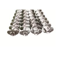 Buy cheap Cylinder Injection Molding Machine Screw For Polypropylene Plastic from wholesalers