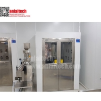 Buy cheap konck down clean room China class 10000 clean room from wholesalers