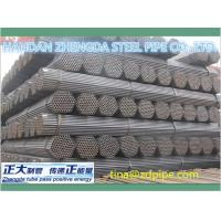 Buy cheap ERW round steel pipe from wholesalers