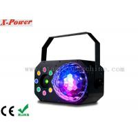 Buy cheap 8-channel DMX Mode Led Disco Ball Light Chase And Laser Effect from wholesalers