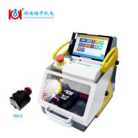 Buy cheap SGS FCC Approve Automotive Key Cutting Machine Portable Key Code Cutting Machine from wholesalers
