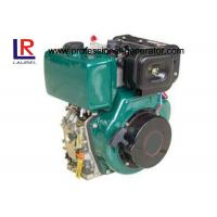 Buy cheap Single Cylinder Vertical Diesel Engine 4 Stroke Air Cooled 4.5HP With Direct Injection product