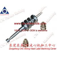 Buy cheap CNC Slitting auto Lathe(Sliding Head Lathe) Machining︱ODM︱OEM from wholesalers