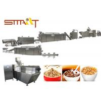 Buy cheap EN Standard Snack Food Extruder Machine , Automatic Puff Snack Production Line from wholesalers