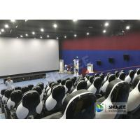 Buy cheap Motion 6D Movie Theater from wholesalers