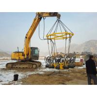 Buy cheap Hydraulic Pile Breaker For Round Concrete Pile Cutting Machine 600 - 1800mm Pile Diameter from wholesalers