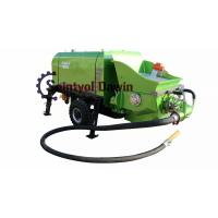 Buy cheap Diesel 8 m3/hr Wet Concrete Shotcrete Pump Spraying Pump from wholesalers
