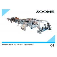 Buy cheap Automatic Corrugated Cardboard Production Line Corrugated Box Making Machine Fast Delivery product