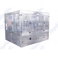 Buy cheap Reliable SUS304 Material Pet Bottle Filling Machine / Gravity Filling Machine from wholesalers