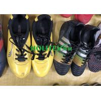 Buy cheap Colorful Second Hand Football Shoes / Used Football Shoes For Outdoor Sport from wholesalers