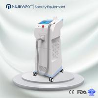 Buy cheap 808 nm diode laser hair removal machine for beauty center equipment from wholesalers