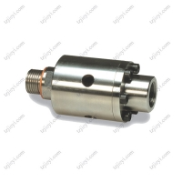 Buy cheap G3/8'' SS304 high speed water rotary joint for high pressure car washing machine from wholesalers