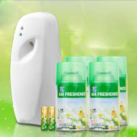 Buy cheap Automatic air freshener  Bathroom toilet deodorant fragrances scented water on wall from wholesalers