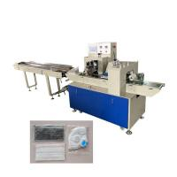 Buy cheap Nonwoven Face Mask Packing Machine , Face Mask Manufacturing Machine CE Certificate from wholesalers