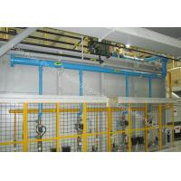 Refractory Material Aluminium Brazing Furnace 8150mm Standard Muffle Length