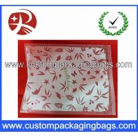 Buy cheap Custom Printing Green PP/EVA/CPP/PET Underwear Packaging Bags from wholesalers