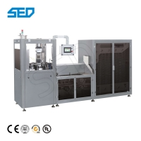 Buy cheap SED-300YJ 9KW Medical Fish Oil Automatic Liquid Capsule Filling Machine from wholesalers
