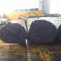 Buy cheap Galvanized Mild Black 20mm Steel Tube , Low Carbon Seamless Ms Steel Pipe from wholesalers