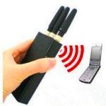 Portable 2G 3G Mobile Phone Signal Jammer / Breaker / Isolator EST-808HB