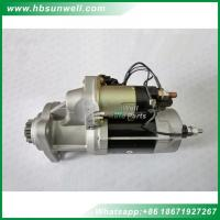 Buy cheap Cummins M11 Engine 24V WET Starter Motor 2871257 3103952 5284086 Delco Remy Starting Motor 39 MT-HD from wholesalers