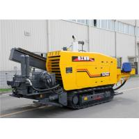 Buy cheap 450 L/min Mud Flow Rate Horizontal Directional Drilling Machine , Large Construction Equipment from wholesalers