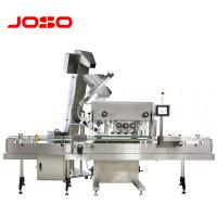 Buy cheap Automatic Spindle Capper PET Plastic Bottle Lid Capping Machine Linear plastic jar screw capping machine from wholesalers