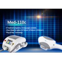 Buy cheap Portable IPL Hair Removal Machines Intense Pulsed Light Pigmentation from wholesalers