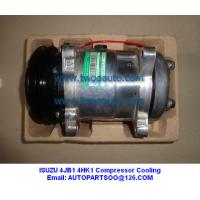 Buy cheap Isuzu 100P 4JB1 600P 4HK1 Air Conditioning Compressor Cooling Pump from wholesalers