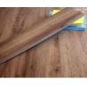 Buy cheap Waterproof and fireproof UV coating embossed PVC click lock vinyl flooring planks from wholesalers