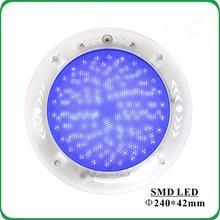 IP68 Extra Flat Resin Filled Swimming Pool Underwater LED Waterproof