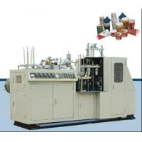 Buy cheap EBZ-12 PAPER CUP FORMING MACHINE WITH HANDLE APPLICATOR from wholesalers