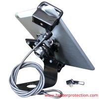 Buy cheap COMER Desktop Tablet Mounting Holder Stands framework for Pad with high security lock from wholesalers