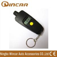 Buy cheap Mini Portable automotive Tire Digital Tire Pressure Gauge with chains from wholesalers