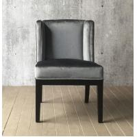 Buy cheap Wood dining chairs,Antique style  fabric dining chair,french style fabric dining chair CH-016 from wholesalers