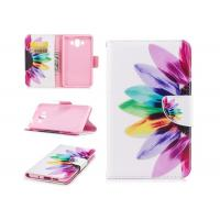 Buy cheap Sunflower Tpu / PU Custom Made Phone Cases Mixed Color With Multi Function product