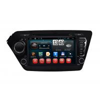 Buy cheap K2 Rio 2011 2012 KIA DVD Player Car Multimedia Navigation System Android Radio from wholesalers