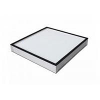 Buy cheap Lightweight Hepa Room Filter , Mini Pleated Hepa Filter For Clean Room product