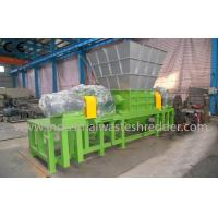 Buy cheap Plastic Film Industrial Waste Shredder Double Shaft Customizable Capacity from wholesalers