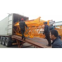 Buy cheap QTZ63 TC5013 Tower Crane Peng Cheng Brand with remote control and all spare parts and aftersale service top quality from wholesalers