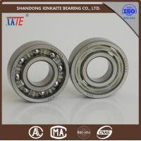 Buy cheap OEM manufacturer direct supply deep groove ball bearing 6204TN C3/C4 conveyor components from wholesalers