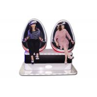 360V Dynamic Seat 9D VR Simulator / Virtual Reality Egg Chair