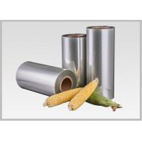 Buy cheap Durable Bio - Based 50 Mic PLA Shrink Film Rolls Eco Friendly For Food Packaging product