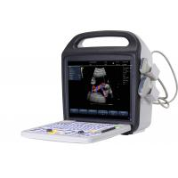 Buy cheap 15'' LCD Screen Portable color Doppler ultrasound with stable image performance from wholesalers